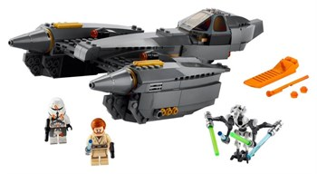 Lego Star Wars General Grievousun Starfighterı 75286